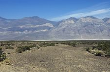 Free Death Valley Landscape Stock Images - 5751804