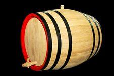 Free Beverage Barrel Royalty Free Stock Photo - 5752025