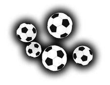 Free Soccer Balls Royalty Free Stock Image - 5752456