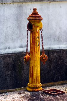 Free Damage Fire Pipe Royalty Free Stock Photo - 5752895