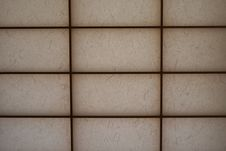 Rectangles And Patterns Stock Images