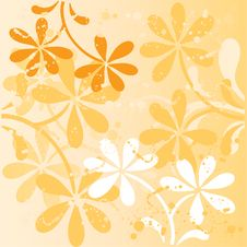 Free Floral Background Royalty Free Stock Image - 5753066