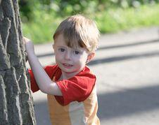 Free Cheerful Kid Stock Photo - 5753880