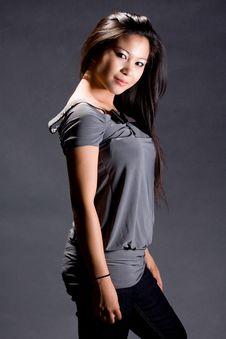 Free Sexy Pose Stock Image - 5753981
