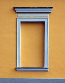 Free A Walled Window Of A House. Royalty Free Stock Image - 5755706