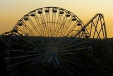 Free Ferris Wheel Stock Photography - 5757942