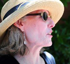 Free Mature Female Beauty Royalty Free Stock Photo - 5758145