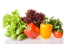 Free Still-life With Vegetables Stock Photo - 5758530