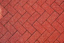 Free Red Pavement Stock Images - 5758594