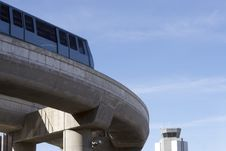 Free San Francisco Monorail Royalty Free Stock Image - 5758596