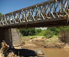 Mara Bridge Stock Images