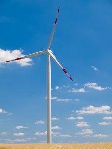 Free Windmill Royalty Free Stock Photo - 5759285