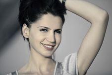 Free Smiling Gorgeous Girl Royalty Free Stock Image - 5759926