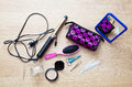 Free Set Of Female Accessories Stock Photo - 57592100