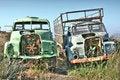 Free Abandoned Trucks Stock Photography - 5761962