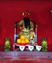 Free Malaysia Kuala Lumpur: Thean Hou Temple Stock Photo - 5766720