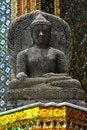 Free Thailand Bangkok; The Wat Phra Kaew Stock Photo - 5768420