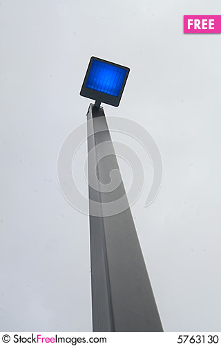 Free Light Pole Stock Photo - 5763130