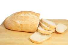 Free Cut Bread Stock Images - 5760334