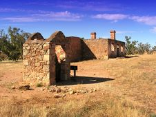 Free Kanyaka Homestead Royalty Free Stock Image - 5760486