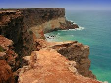 Free Great Australian Bight Marine Park Stock Photography - 5760492