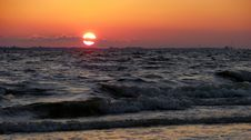Free Sunset In Fort Myers Stock Image - 5760651
