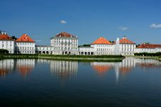 Free Bavarian Palace Royalty Free Stock Image - 5760936