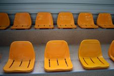 Free Stadium Seats Stock Image - 5761191