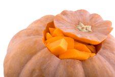 Free Pumpkin Royalty Free Stock Image - 5761306