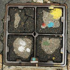 Manhole Royalty Free Stock Images