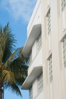 Free Historic Art Deco - Miami, Florida Stock Image - 5761711