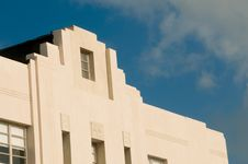 Free Historic Art Deco - Miami, Florida Stock Photo - 5761900