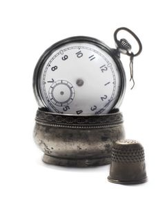 Free Pocket Watch Stock Photos - 5762093