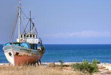 Free Fishing Boat Stock Photography - 5762242
