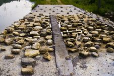 Free Stones And Road Stock Photos - 5762843