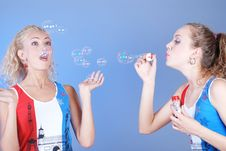 Free Soap Bubbles Stock Photos - 5762933