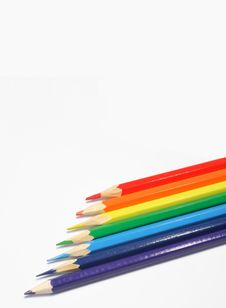 Free Color Pencils Stock Images - 5763304