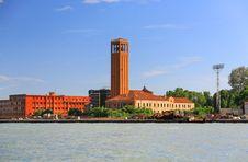 The Near-by Island Venice Royalty Free Stock Photos