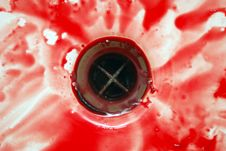 Free Blood Royalty Free Stock Image - 5764276