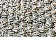 Free Woven Mat Stock Image - 5764861