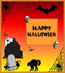 Free Happy Halloween Stock Images - 5765314