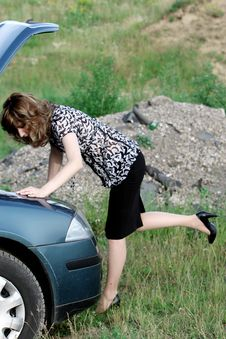 Car Service Royalty Free Stock Photos