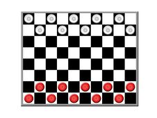 Free Board With Checkers Stock Photos - 5765653