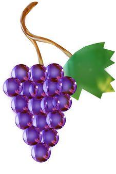 Free Grape Stock Photography - 5766272