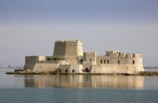 Free Napflion S Fortified Island Stock Photos - 5766413