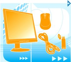 Free Computer Technology Stock Image - 5766471