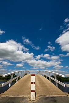 Free Footbridge Stock Photography - 5767252