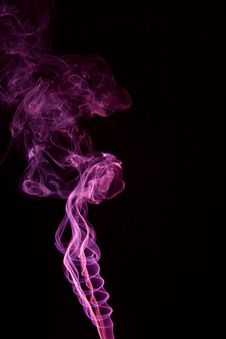 Free Pink Smoke Stock Photos - 5767323