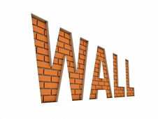 Free Wall Perspective Stock Photography - 5767752
