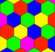 Free Merry Honeycombs. Stock Photos - 5767883